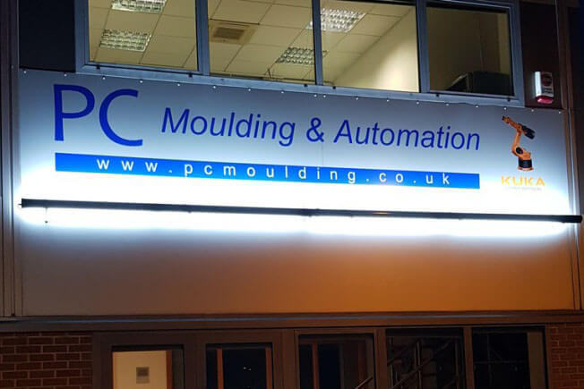 PC Moulding and automation