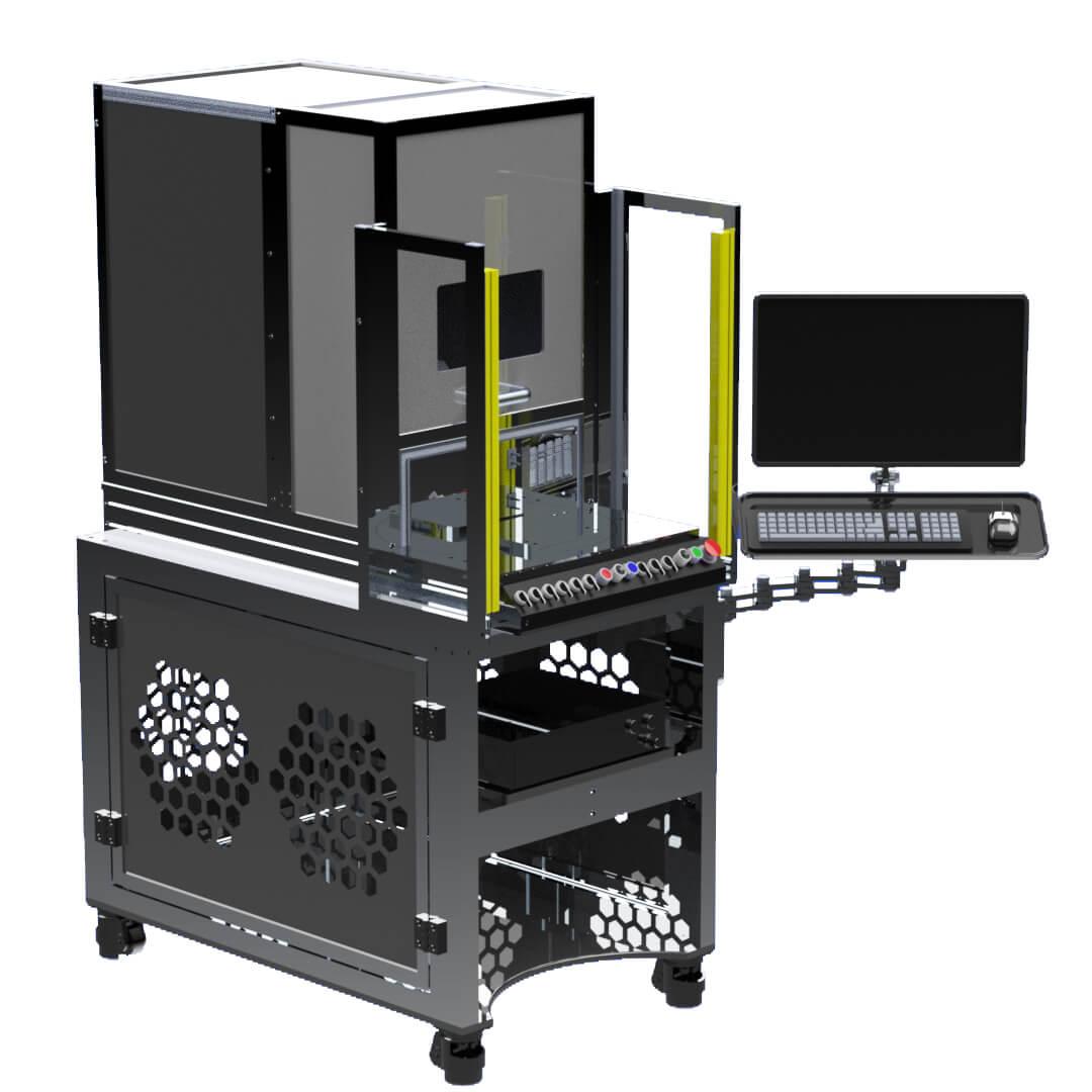 Lasermark Project